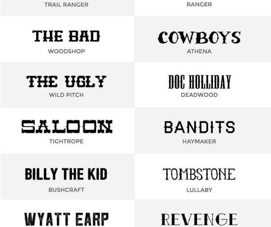 14 Free Brush Script Fonts