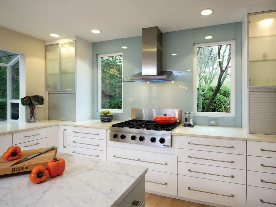 Top 10 Kitchen & Bath Design Trends For 2012  Material Color Entrancing Modern Kitchen Design Trends 2012 Design Ideas