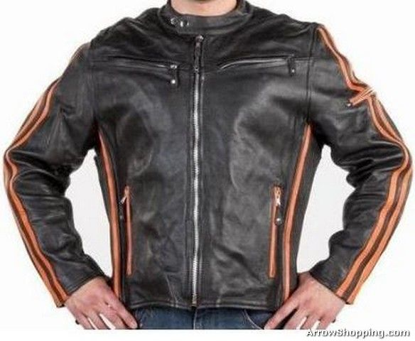 mens leather motorcycle jacket - Google Search | Motorcycles ...