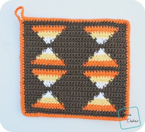 Free Pattern Decorate Your Home With These Easy And Fun Candy Corn