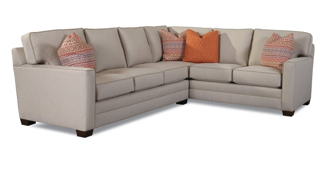 Huntington House Living Room Sectional 2053 SECT   Grossman Furniture    Philadelphia, PA