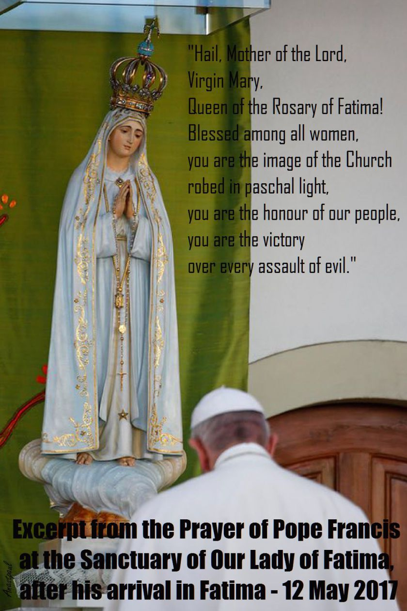 Prayer €� €�hail, Mother Of The Lord, Virgin Mary, Queen Of The
