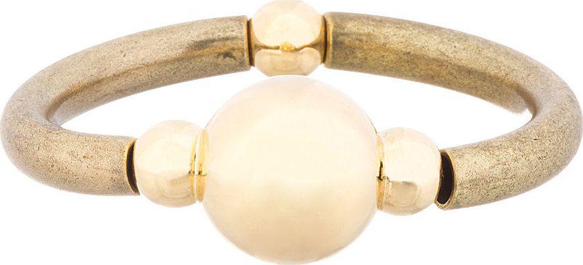 Lanvin - Brass Tarnished Polly Bracelet