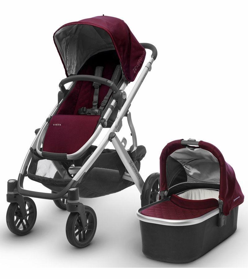2017 UPPAbaby VISTA Stroller UPPAbaby Strollers