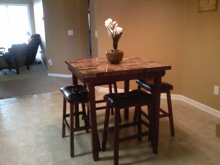 Big Lots Kitchen Table Kitchen Chairs Rustic Dining Table