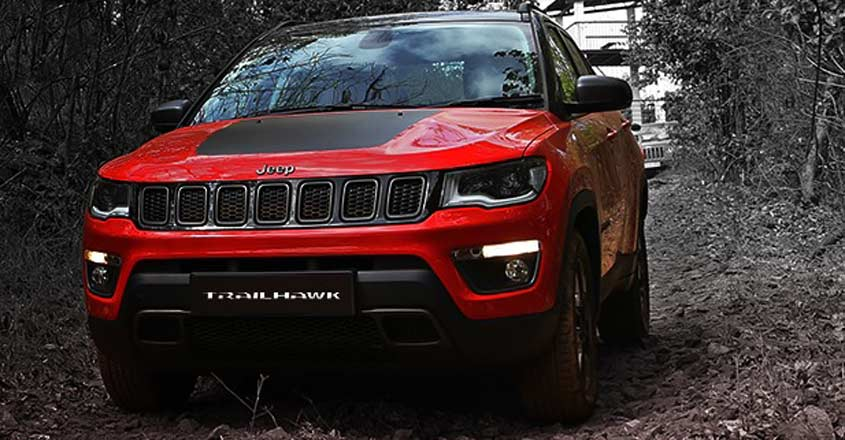 Jeep Compass Trailhawk Sales Begin Jeep Compass Chevrolet Trax