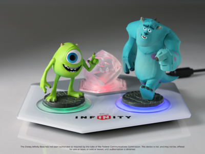 Disney Infinity, featuring Monsters University, a hot movie release from 2013 will be popular this holiday season.