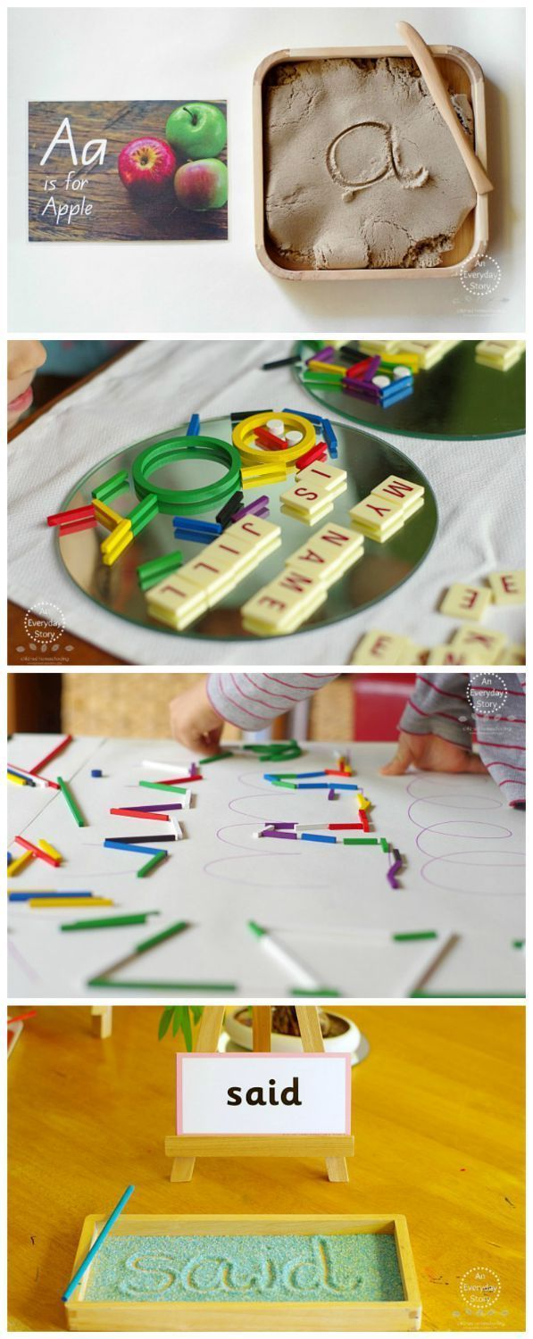 Literacy Explorations for Hands-on Learning: 25+ Ideas ...
