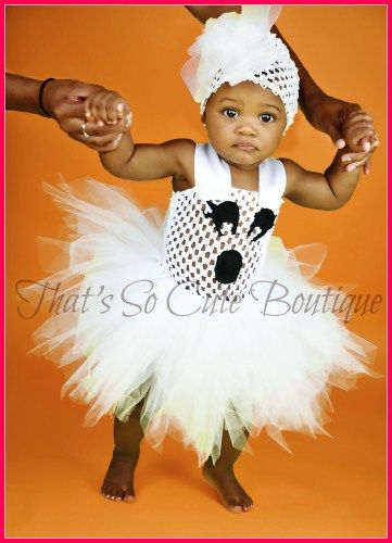 boo baby tutu dress ghost costume for baby halloween costume - Halloween Tutu Dress
