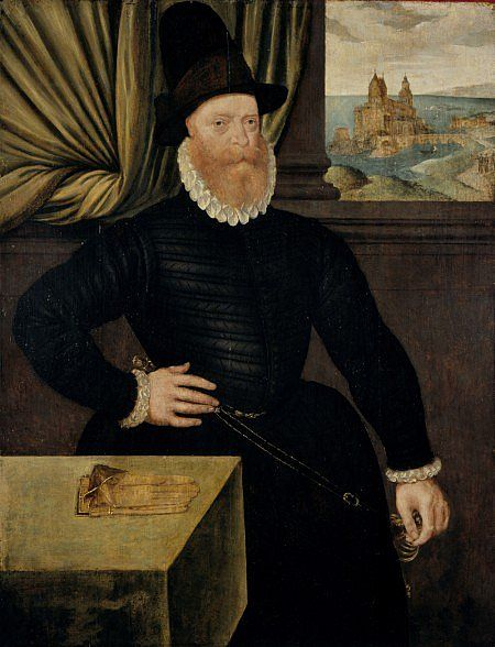 James Douglas, 4th Earl of Morton, about 1516 - 1581. Regent of Scotland