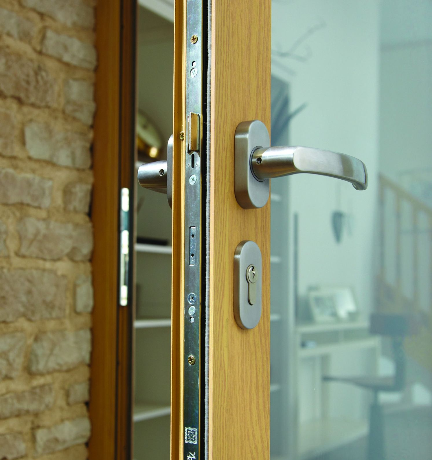 Bi Fold Door Security Lock | http://franzdondi.com | Pinterest | Bi ...