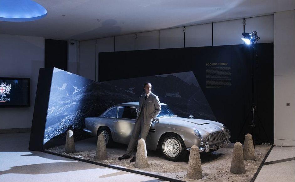 James Bond, 50 anos de estilo