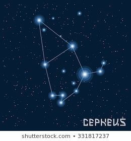 Photo of Ähnliche Bilder, Stock Fotos & Vektorgrafiken von Aquarius constellation, vector illustration with th …
