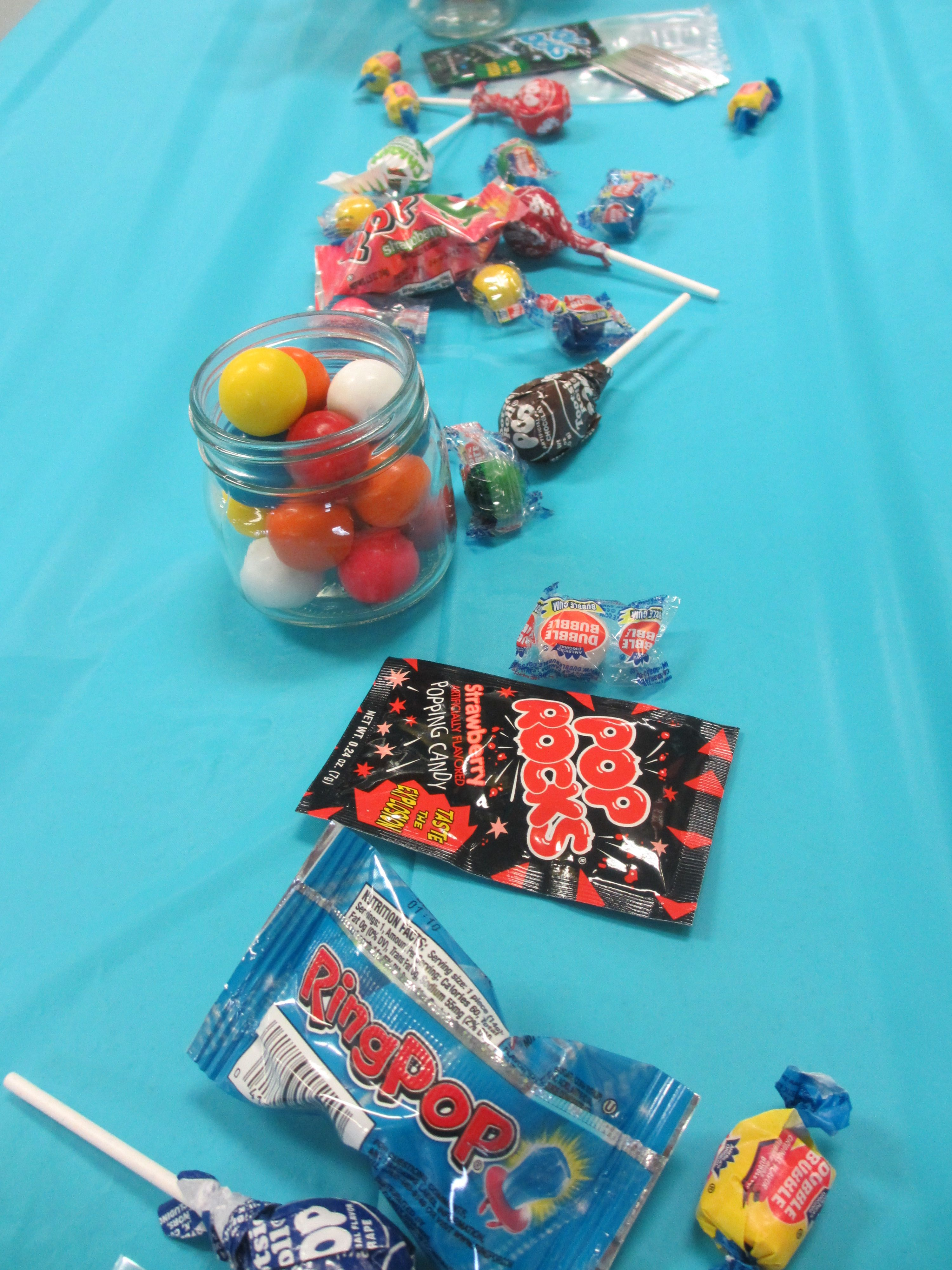 Ready To Pop Baby Shower Party Decorate Tables With Pop Related