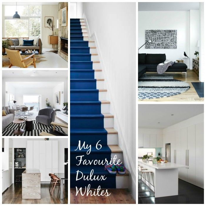 My 6 Favourite Dulux White Paints. | Home Decor | Pinterest | Dulux ...