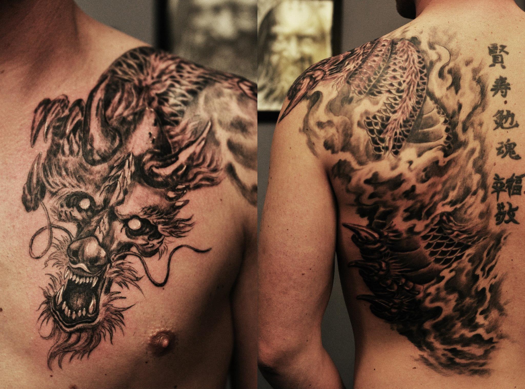 Chronic Ink Tattoos, Toronto Tattoo