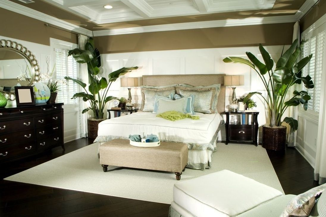 Relaxing Tropical Bedroom Colors 12  Luxury bedroom master