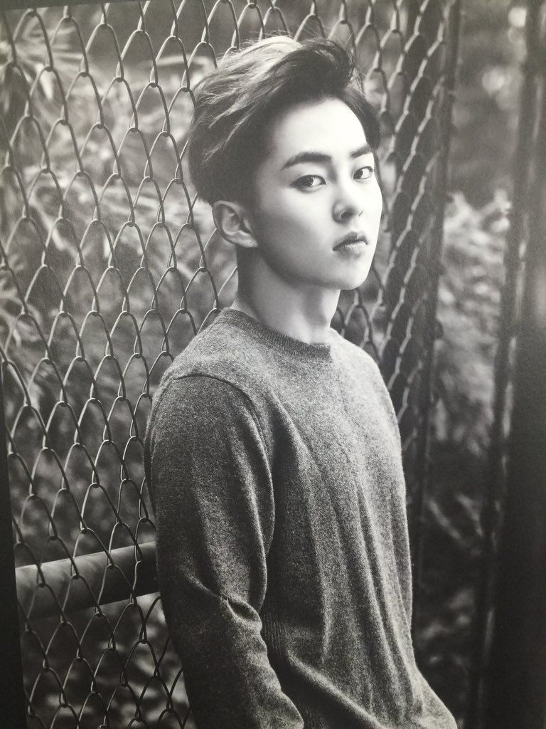Image result for xiumin 2016
