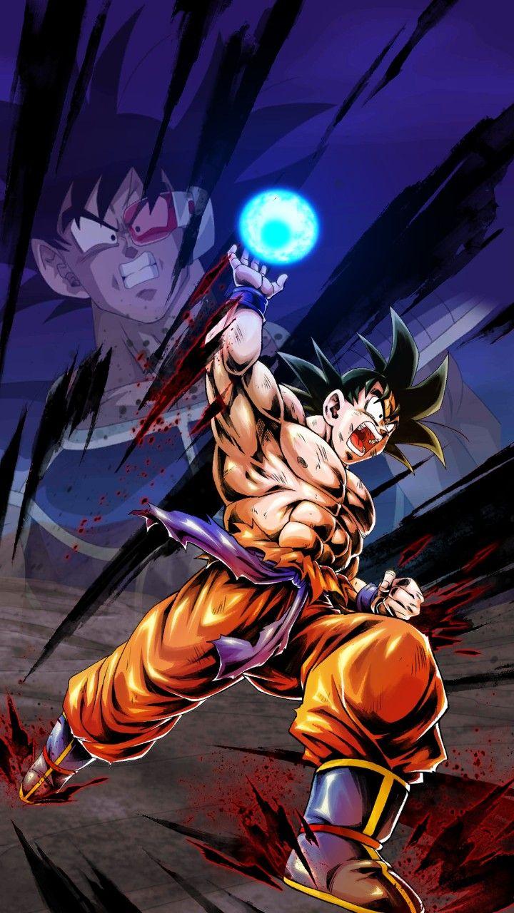 Goku Genki Dama Anime Luta Anime Dragon Ball