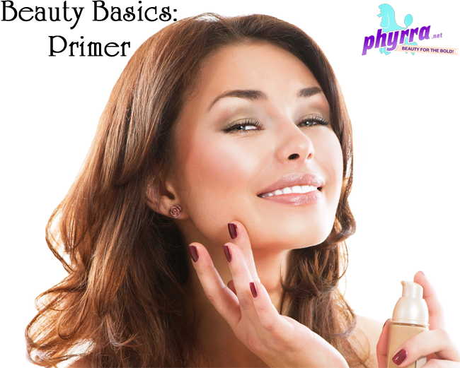 Beauty Basics Makeup Primer why primer is helpful