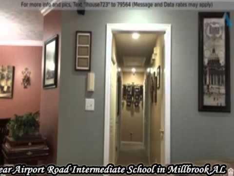 3 Bedroom House For Sale Near Airport Road Intermediate School In Millbrook  AL Http:/