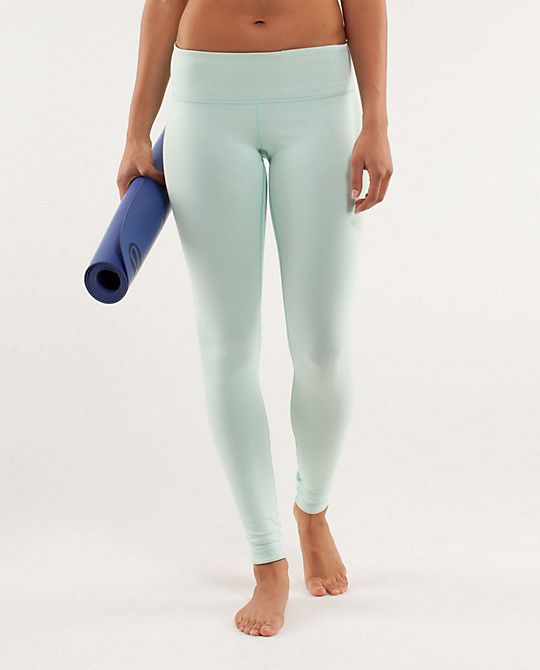 d91bc6937d6ec9 Lululemon Wunder Under Pant mint green | Fitness | Under pants ...