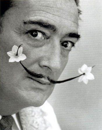 Salvador Dali-Rebirth of Salvador Dali