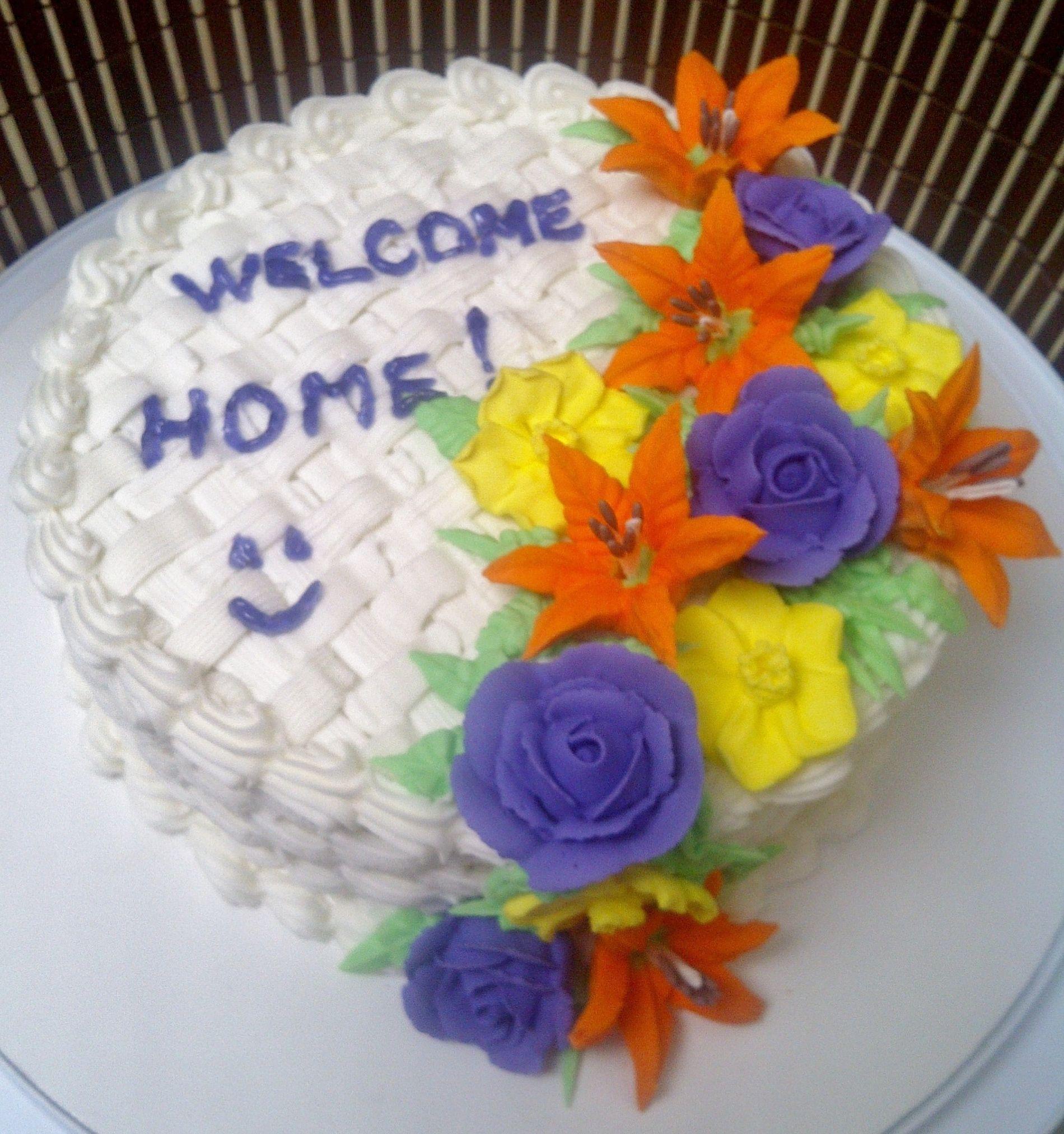 Wiltoncontest Cake For Final Class Wilton Method Course 2