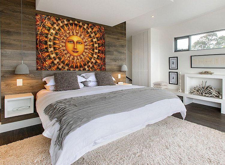 Tapestry, Aurora, Sun Tapestry, Wall Hanging, by Artist Dan Morris, Choose size, dorm, sun moon art, soft, washable fabric, ©Dan Morris