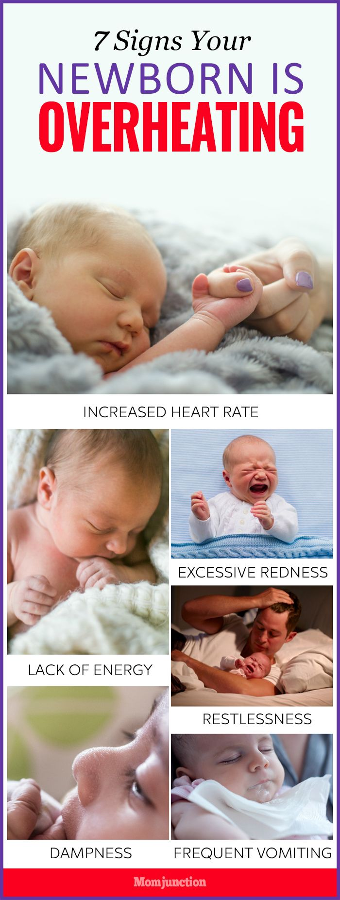 signs your newborn is overheating bodies babies and pregnancy