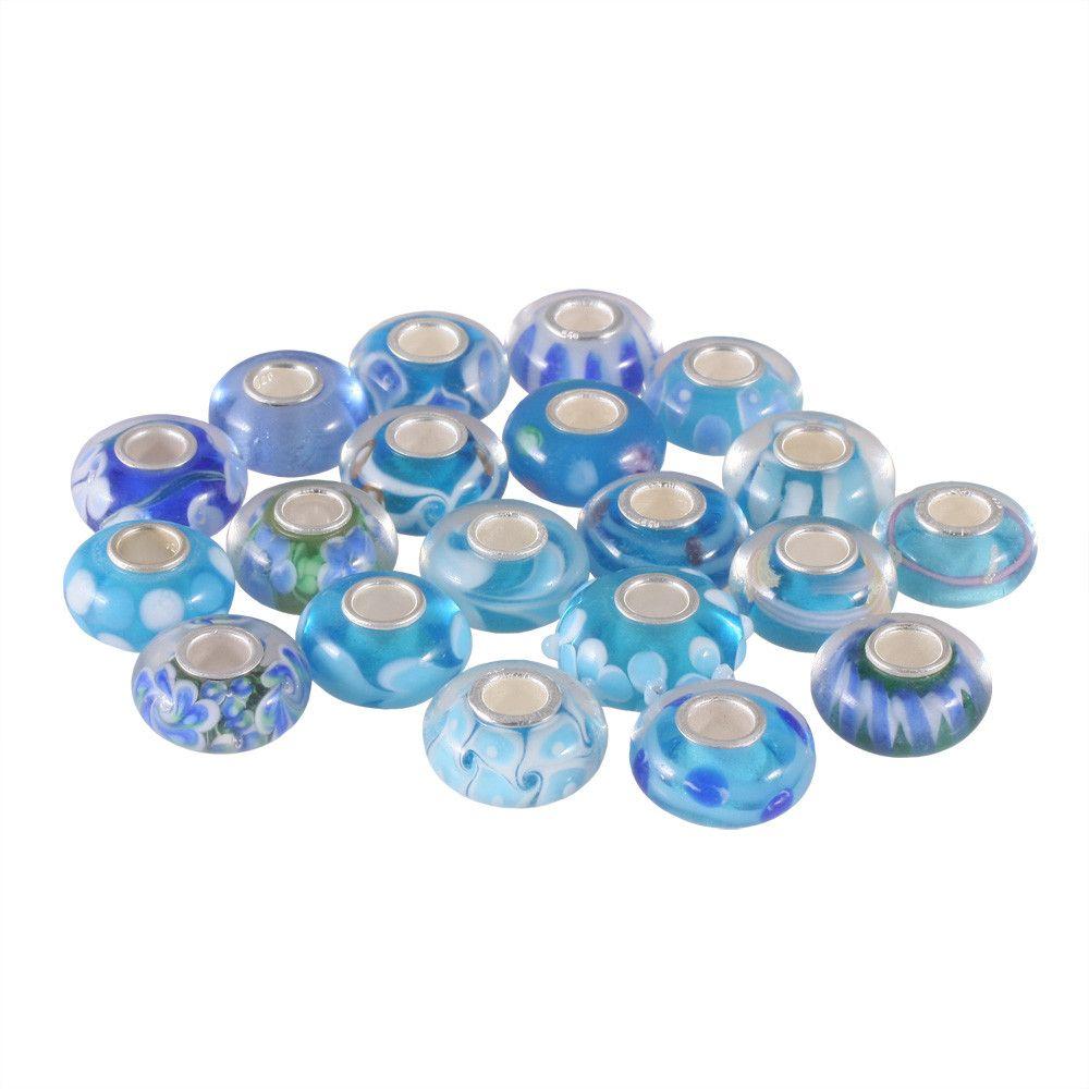 20 beads collection fit Carlo Biagi, Charmlinks, Pandora bracelets | Be Charmed £9.99