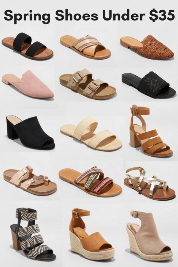 924d3154d91701 Spring Target Shoes Under  35