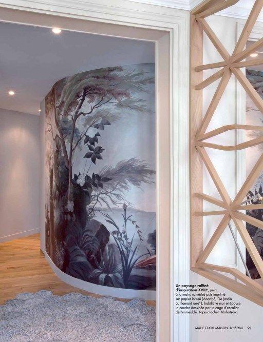 ananbo wallpaper papier peint pinterest papier peint d co papier peint et deco papier. Black Bedroom Furniture Sets. Home Design Ideas