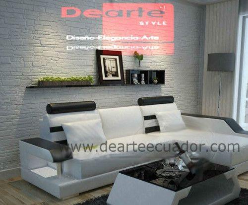 Juegos de sala modernos elegantes muebles modernos wwwakyanuncios
