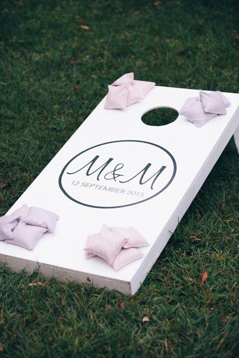 Mt Pleasant Wedding Wedding Lawn Games Styled By
