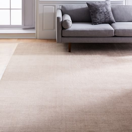 Patina Rug Dusty Blush Cool Rugs Solid Color Rug Rugs