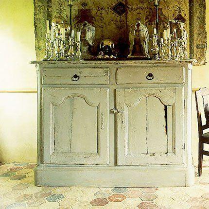 peindre ou patiner un meuble toutes nos techniques annie sloan paints decoration and salons. Black Bedroom Furniture Sets. Home Design Ideas