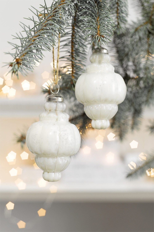EziBuy Christmas Shop - Glass Crackle Ornament - EziBuy ...