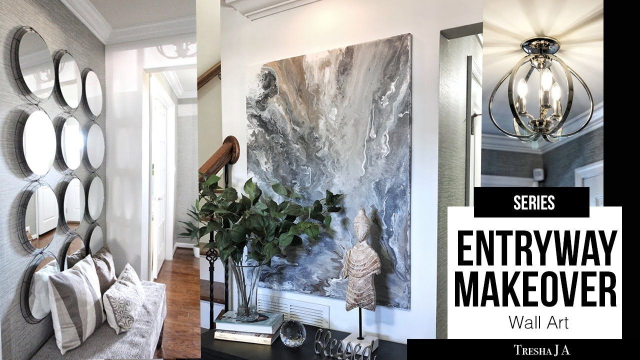 Video by treshaja If you're looking for entryway decor ...