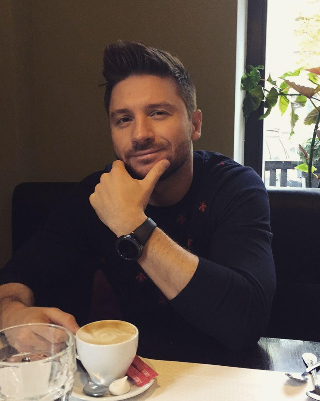 Сергей Лазарев поведал о наклонностях сына | StarHit.ru