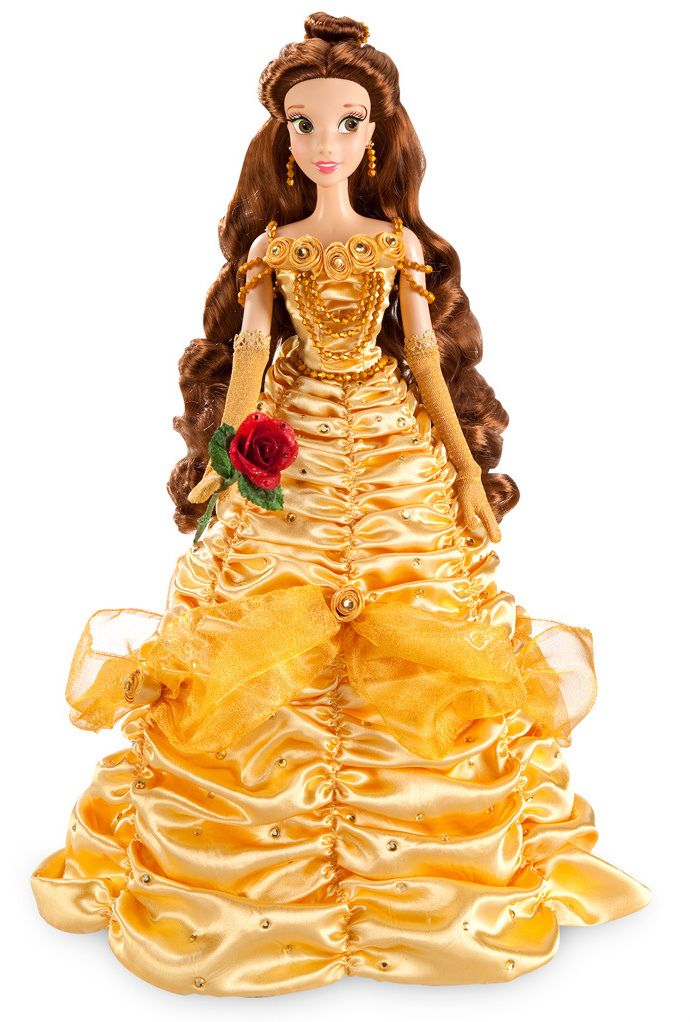 Disney Belle Limited Edition Doll Disney Dolls And