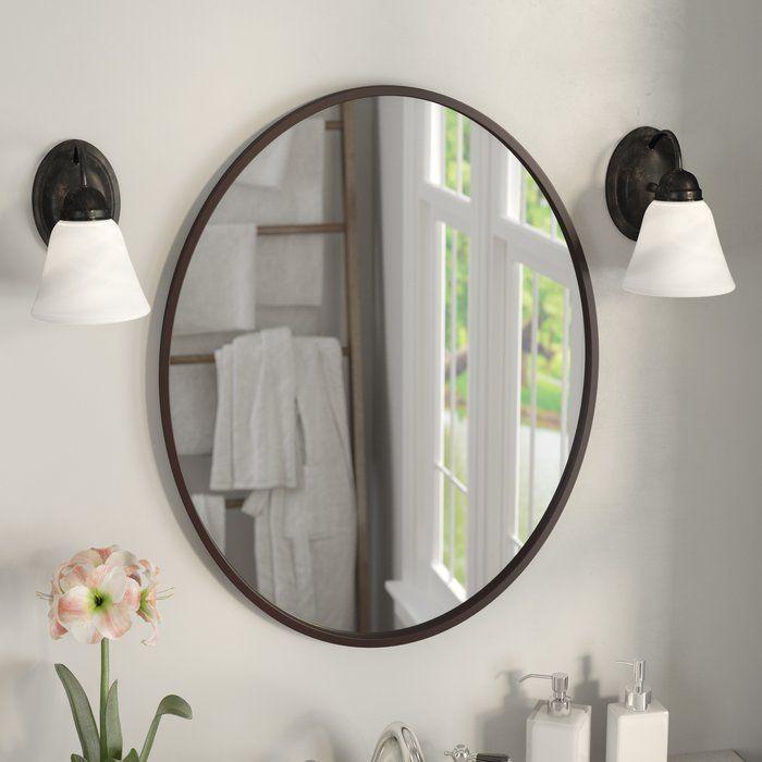 Lincolnwood Oval Bathroom Vanity Mirror In 2019 Lake House