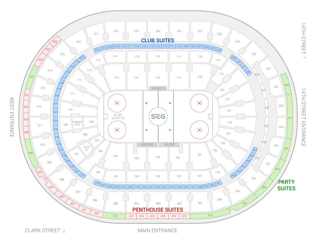 Elegant In Addition To Beautiful St Louis Blues Seating Chart In 2020 Blue Seating St Louis Blues Seating Charts