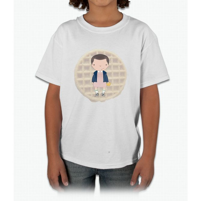 Leggo My Eggo Stranger Things Young T-Shirt