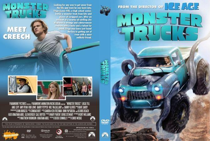 Monster Trucks 2016 скачать торрент - фото 9
