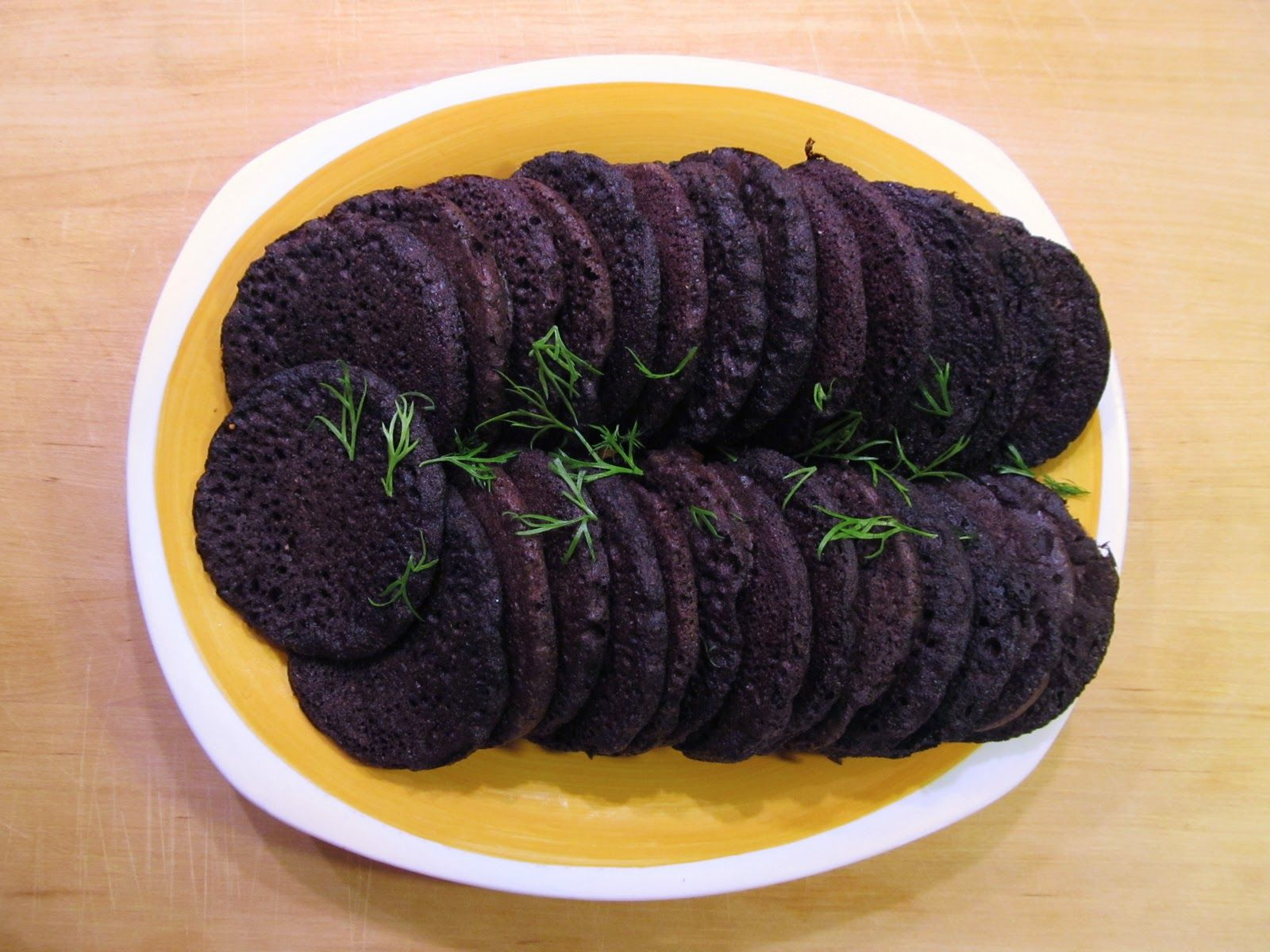 Veriletut –  Blood Pancakes