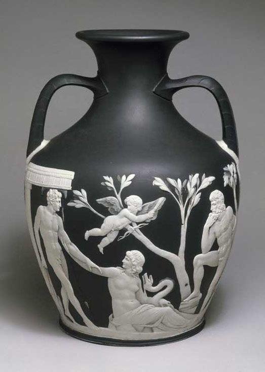 Portland Vase Va Victoria And Albert Museum Wikipedia