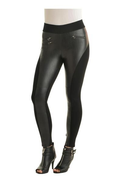 Moto Legging - Nygard Slims - My Legwear Shop - 1