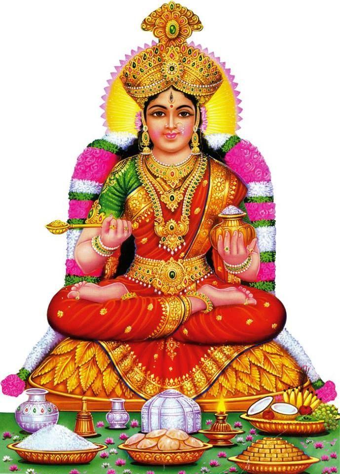 देवी अन्नपूर्णा (devi annapoorana)