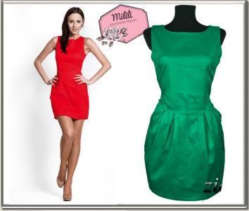 Sale Cudna Sukienka Tulipan Zakladki Ostatnie S Fashion Bodycon Dress Dresses